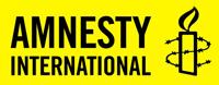 Logo Amnesty International.