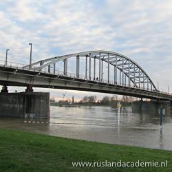 De John Frostbrug in Arnhem. / Foto: © 2012 Jvhertum.