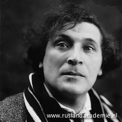 Foto van Marc Chagall uit ca. 1920 / Foto: © ca. 1920 Pierre Choumoff.