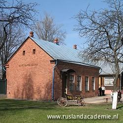 Huis en Museum van Marc Chagall in Vitebsk, Wit-Rusland. / Foto: © 2009 Paju.