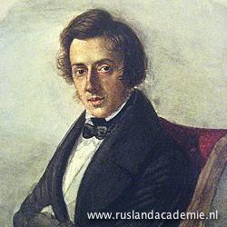 Maria Wodzinska (1819-1896) / 'Portret van Frédéric Chopin', 1836 / © Nationaal Museum, Warschau.