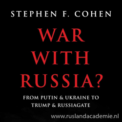 Boek Stephen F. Cohen: 'War with Russia?'