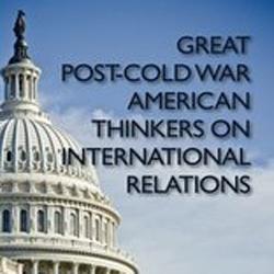 Boek Gilbert Doctorow: 'Great Post-Cold War American Thinkers on International Relations'.