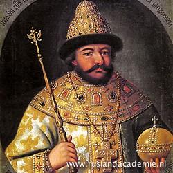 Tsaar Boris Godoenov (ca. 1551-1605).