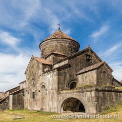 Klooster van Haghpat, Armenië. / Foto: © Diego Delso.