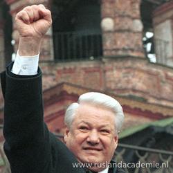 Boris Jeltsin, Moskou, maart 1993. / Foto: © www.kremlin.ru.