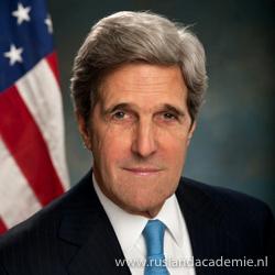 John Kerry, Amerikaanse minister van buitenlandse zaken (2013-2017). / Foto: © United States Department of State.