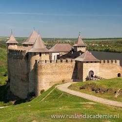 Het fort van Khotyn, Oekraïne. / Foto: © Rbrechko.