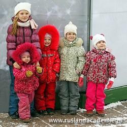 Kleurrijke jassen en mutsen tegen de Russische kou. / Foto: © 2015 Doreen Elsevier.