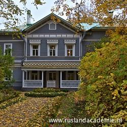 Tsjaikovski Huis en Museum in Klin. / Foto: © 2013 Trijnie Duut.