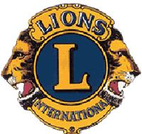 Logo Lions International.