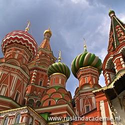 De sprookjesachtige torens van de Basiliuskathedraal op het Rode Plein in Moskou. / Foto: © 2013 Trijnie Duut.