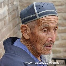 Oezbeekse man. / Foto: © 2014 Hendrikje Nouwens.