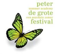 Logo Peter de Grote Festival.