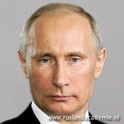 Portretfoto van Vladimir Poetin. / © Foto: www.kremlin.ru.