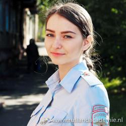 Russische politieagente. / Foto: © Aleksandr434343.