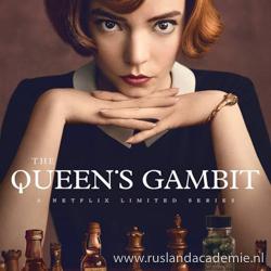 Netfllix-serie 'The Queen's Gambit'.