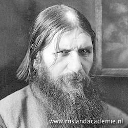 Foto van Grigori Raspoetin, 1916.