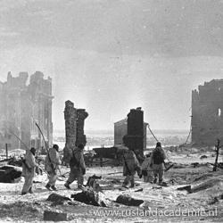 Stalingrad in 1943.