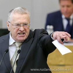Vladimir Zhirinovsky aan het woord in de doema. / Foto:© duma.gov.ru.